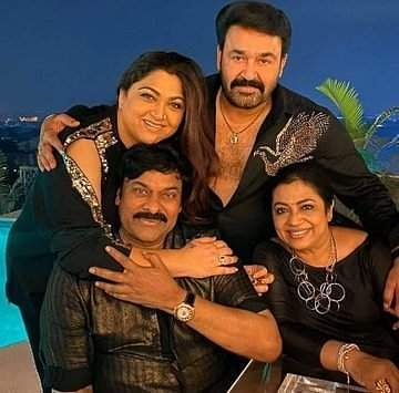 In Pics: 80s Reunion - A galaxy of stars descend in Hyderabad to celebrate a gala get-together