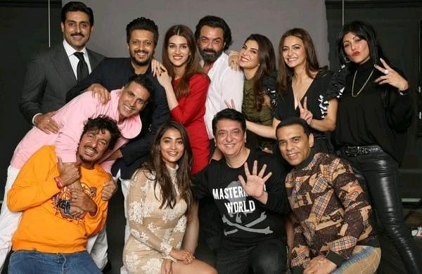 Housefull team