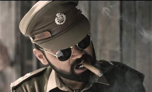 Rakshit Shetty in ASN