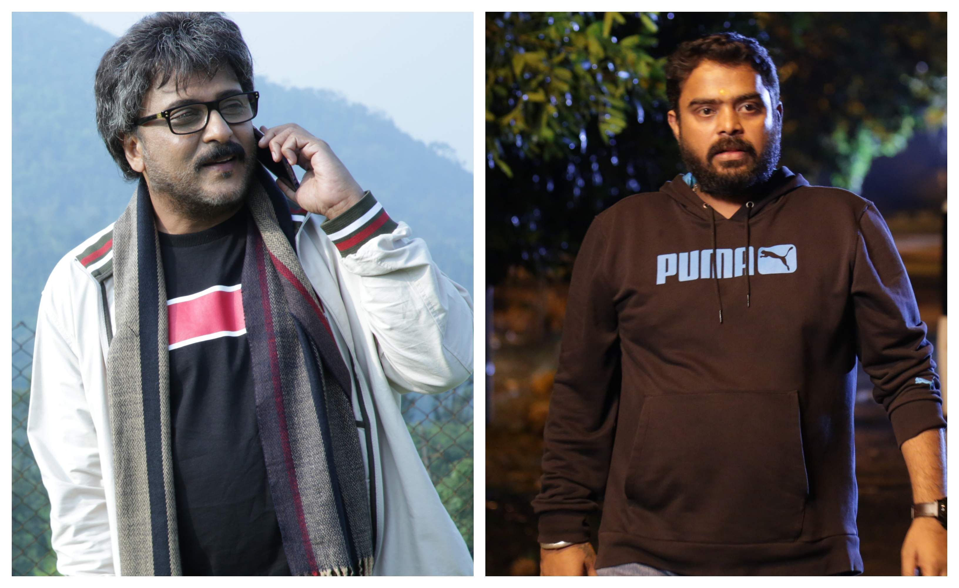 Shiva Ganesh opens about Ravichandran and Aa Drushya