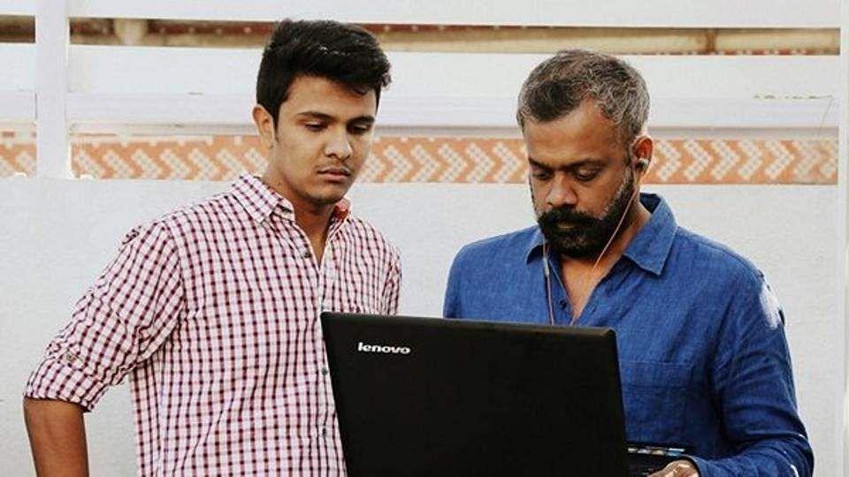 Karthick Naren and Gautham Menon