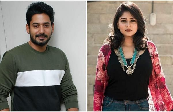 Prajwal Devaraj and Rachita Ram