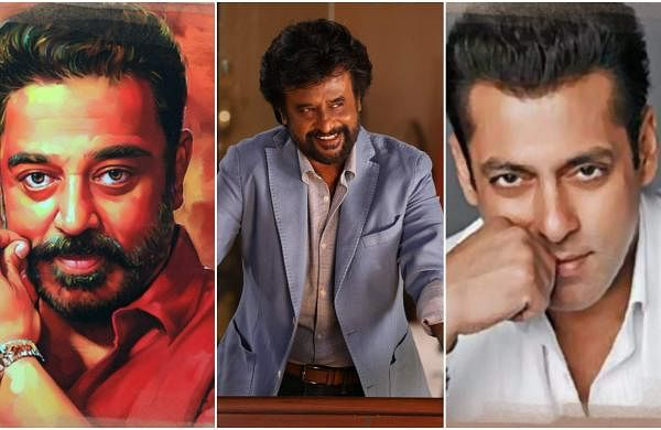 Kamal, Salman, and Mohanlal to reveal motion poster of Darbar