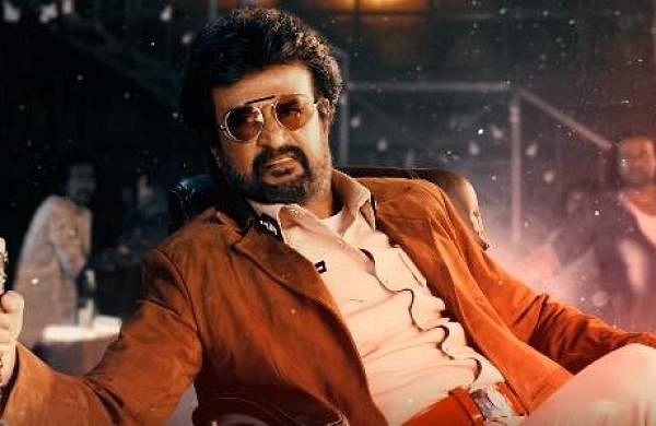 Rajinikanth in Darbar