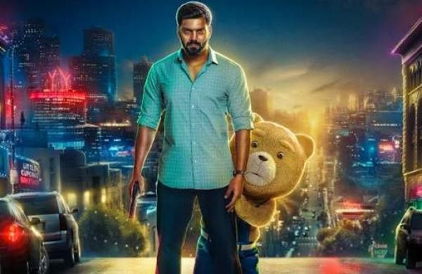 Teddy first-look poster