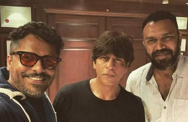 SRK to team with Aashiq Abu