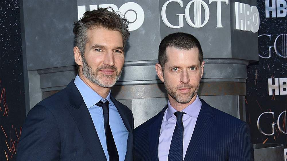 David Benioff and DB Weiss