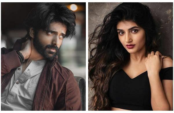 Vihan and Sree Leela