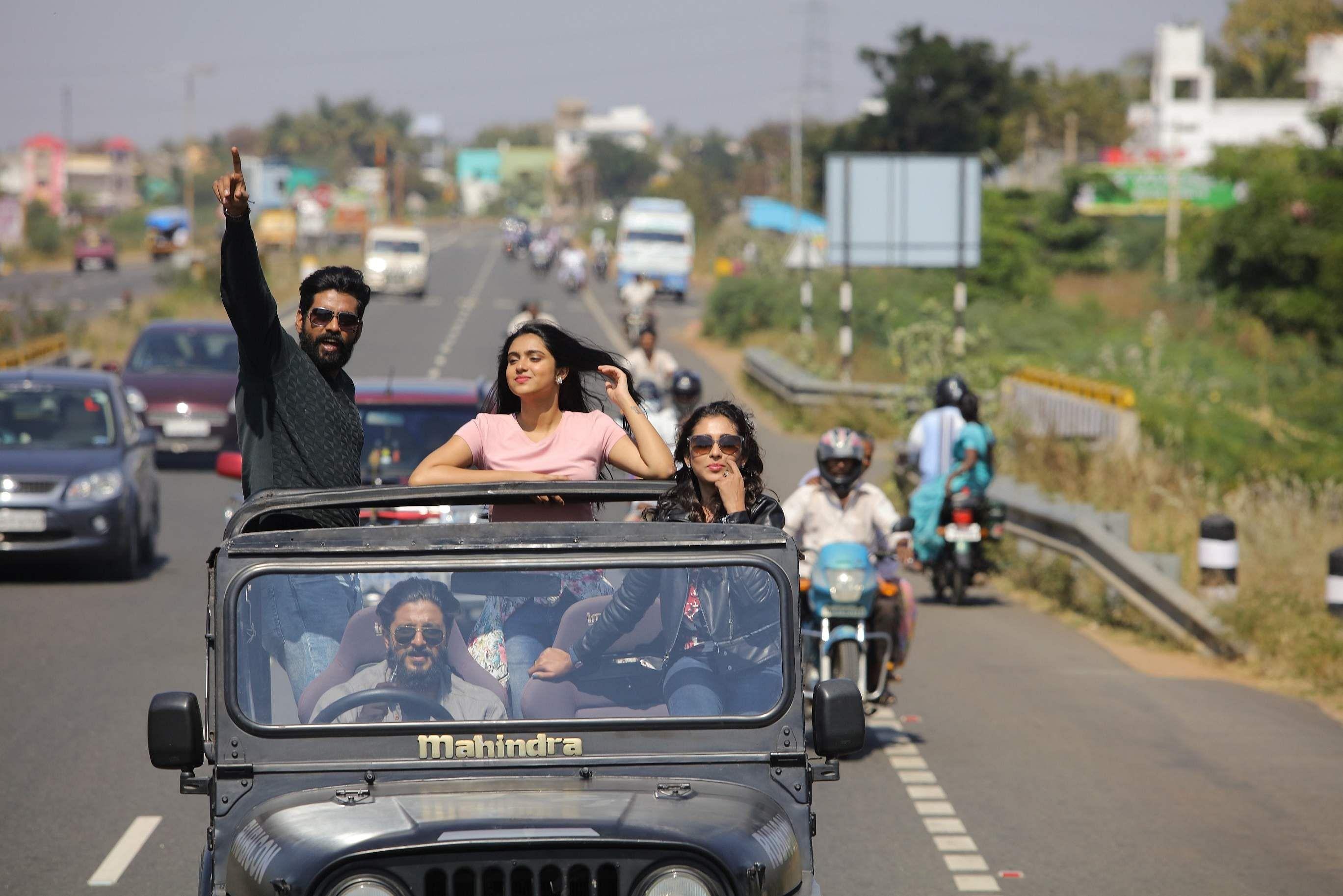 Pancharaaksharam film still