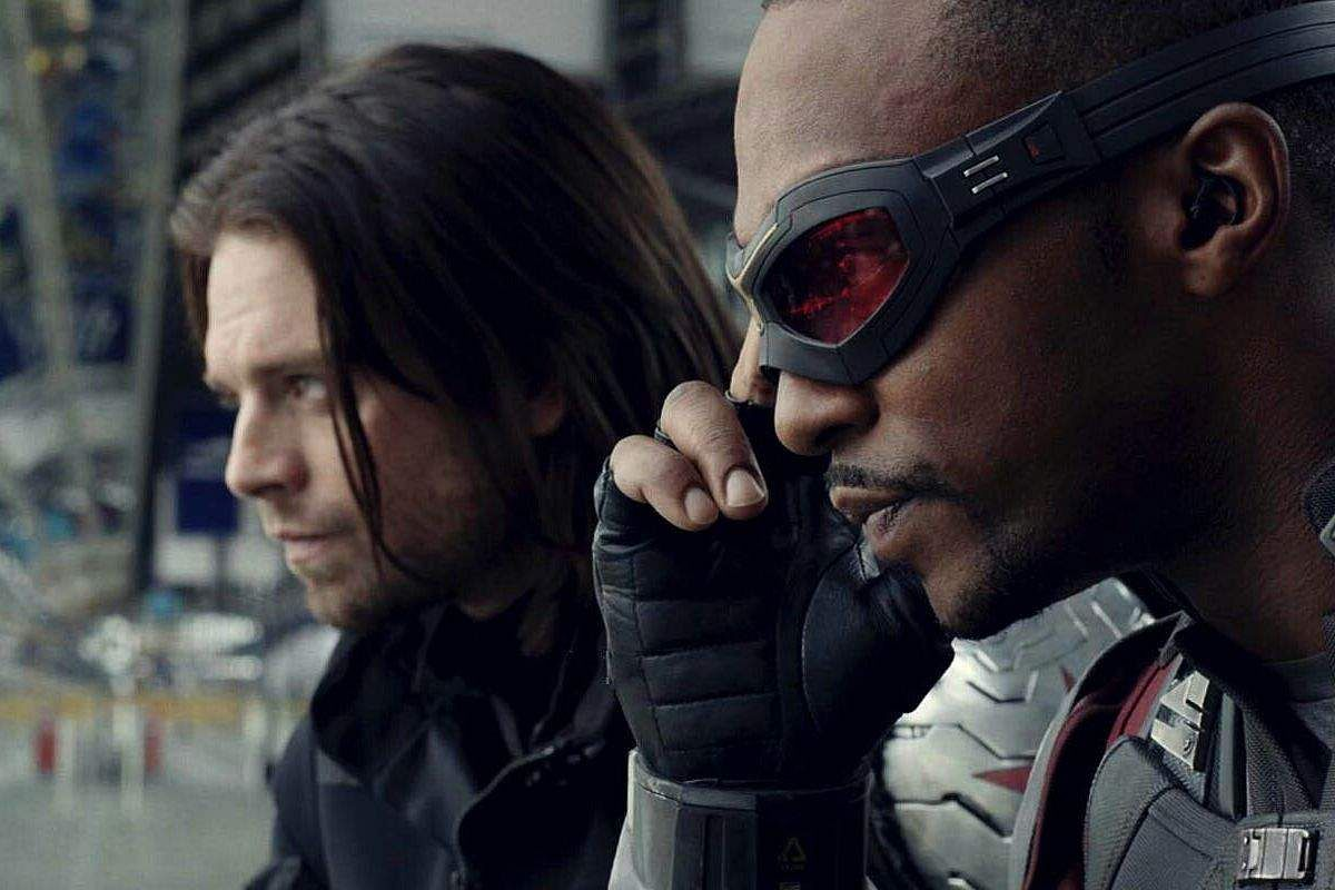 Winter Soldier and Falcon