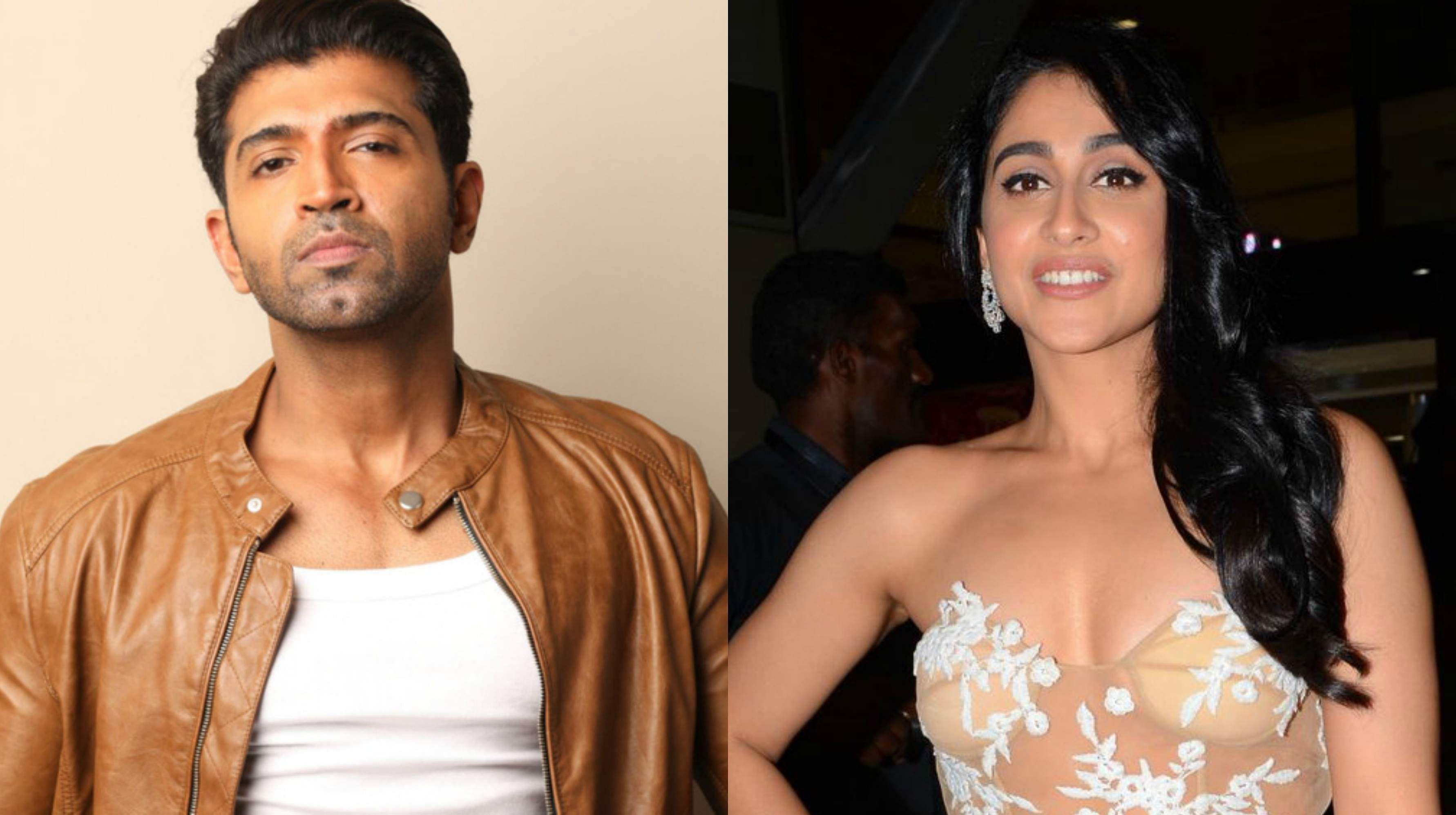 Arun-Vijay-regina-Cassandra