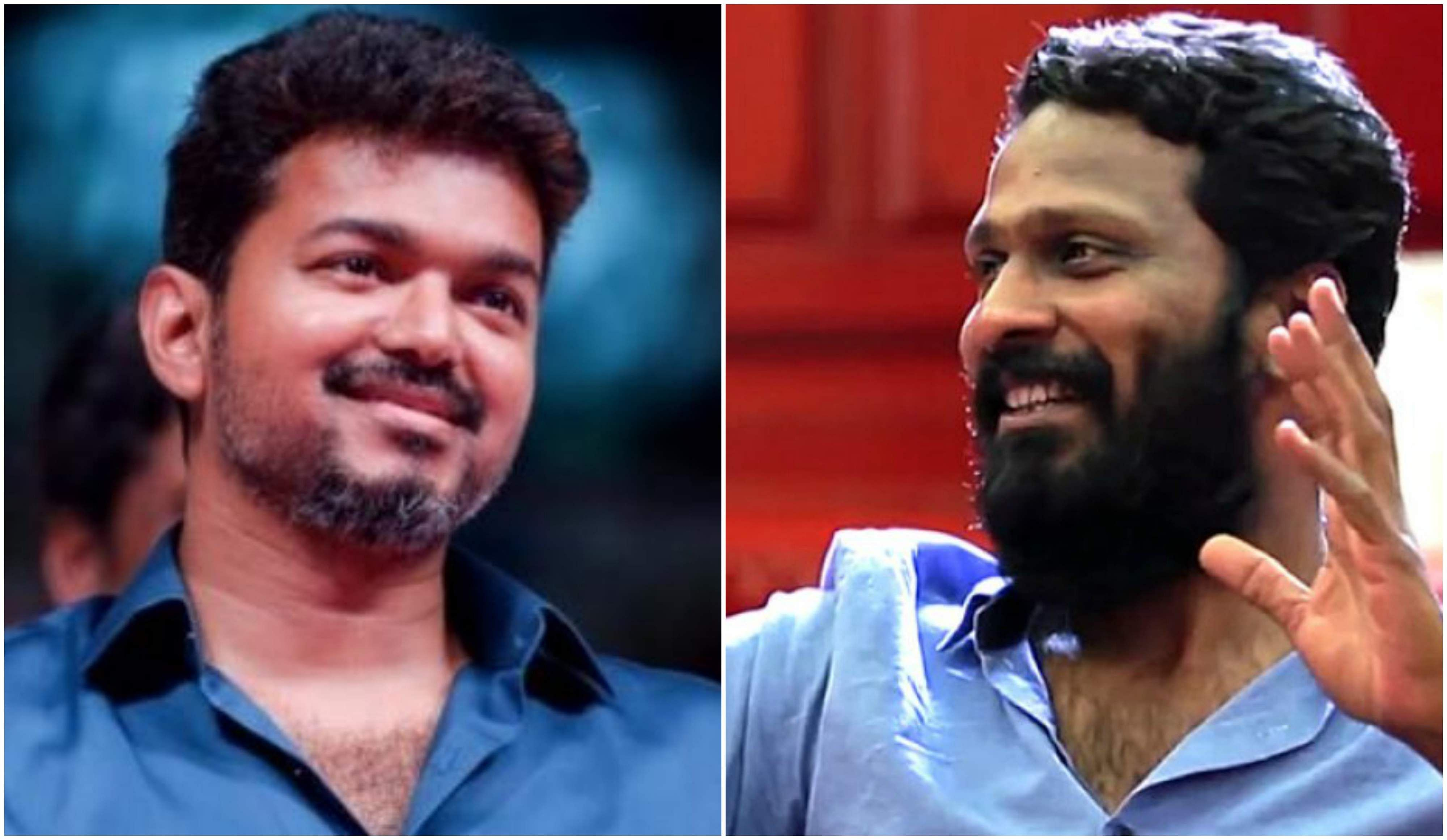 Vijay and Vetri Maaran coming together for a film?