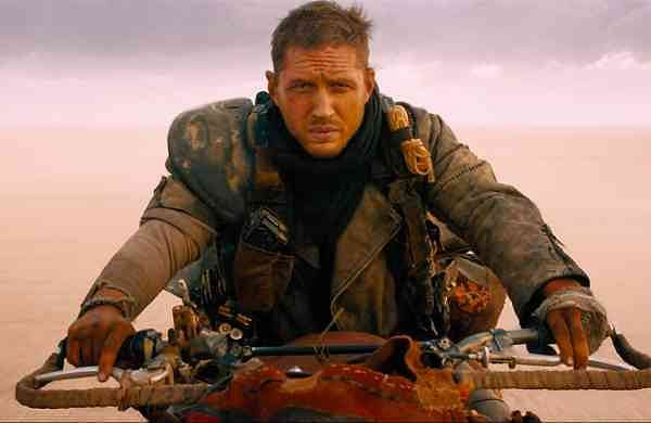 A still from Mad Max: Furry Road