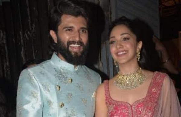 Vijay Deverakonda and Kiara Advani