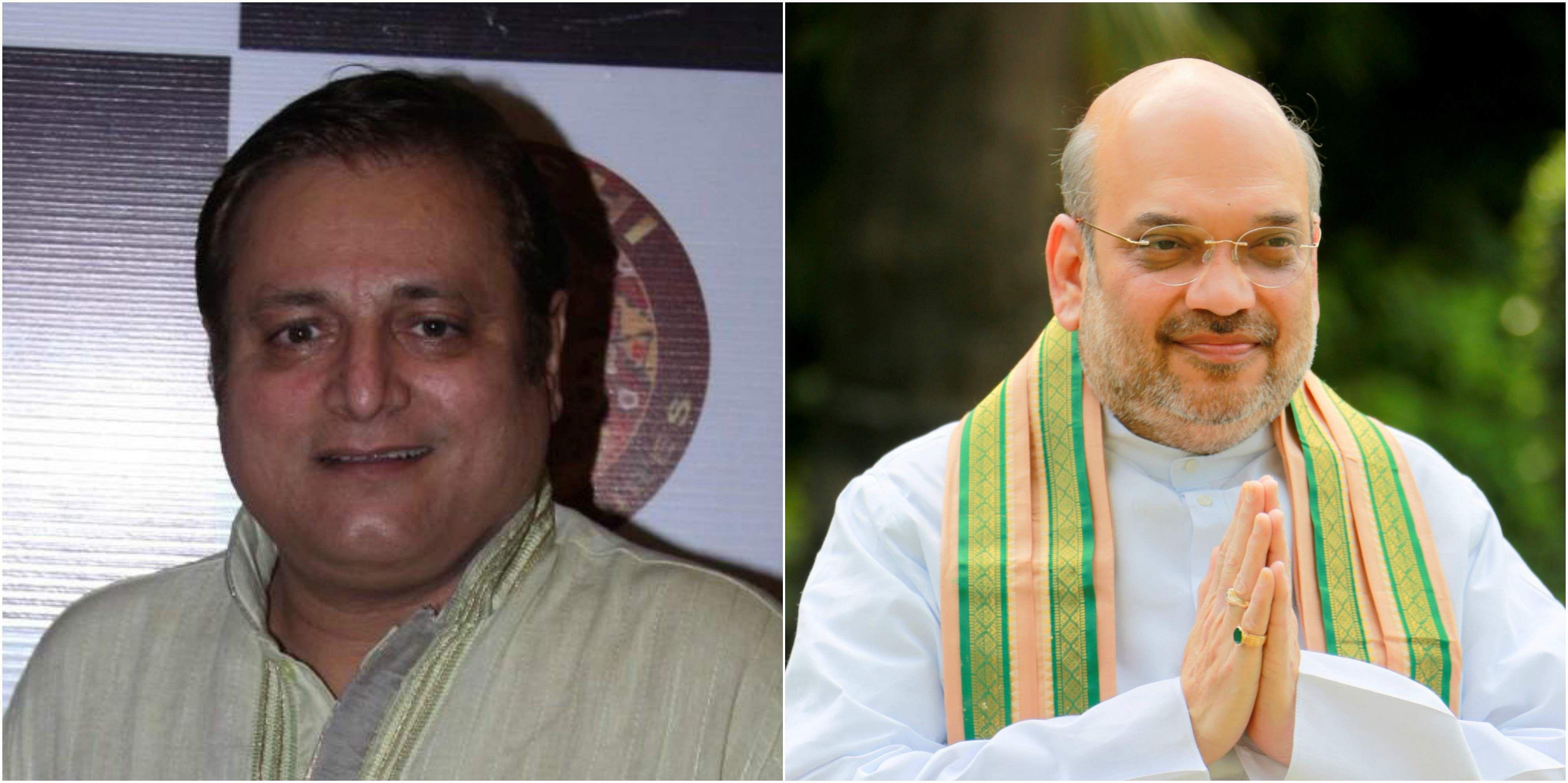 Manoj Joshi Amit Shah Modi biopic