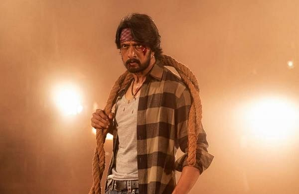 pailwaan sudeep shooting wrapped