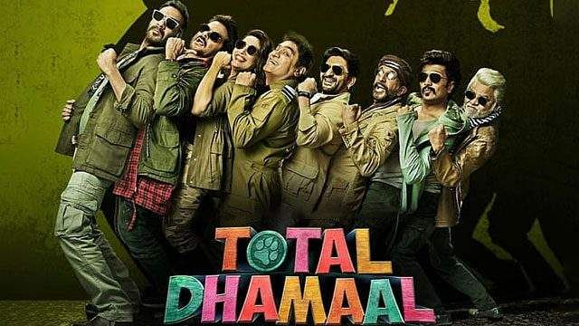 Ajay Devgn Total Dhamaal