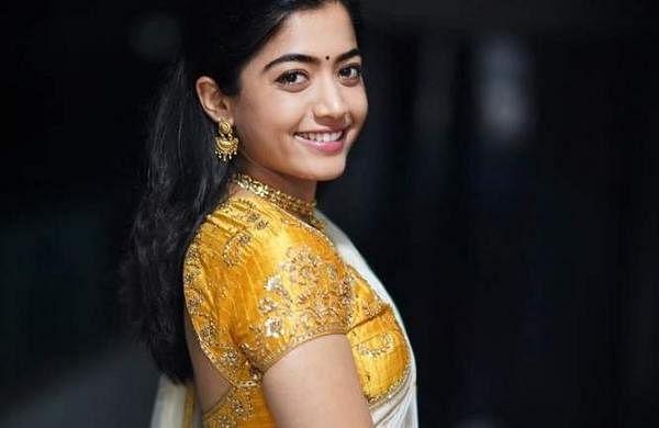 Rashmika Mandanna Yajamana