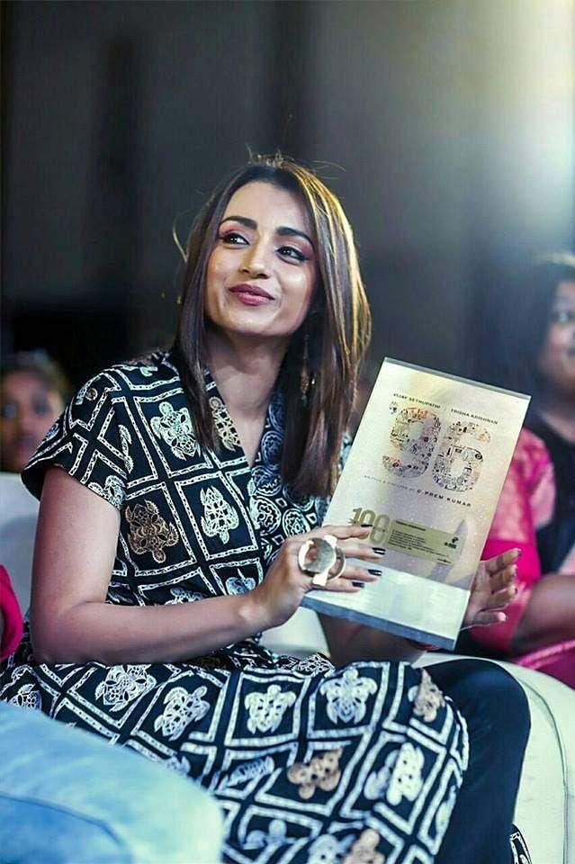 96 Success Meet Vijay Sethupathi Trisha Gauri Kishan 14