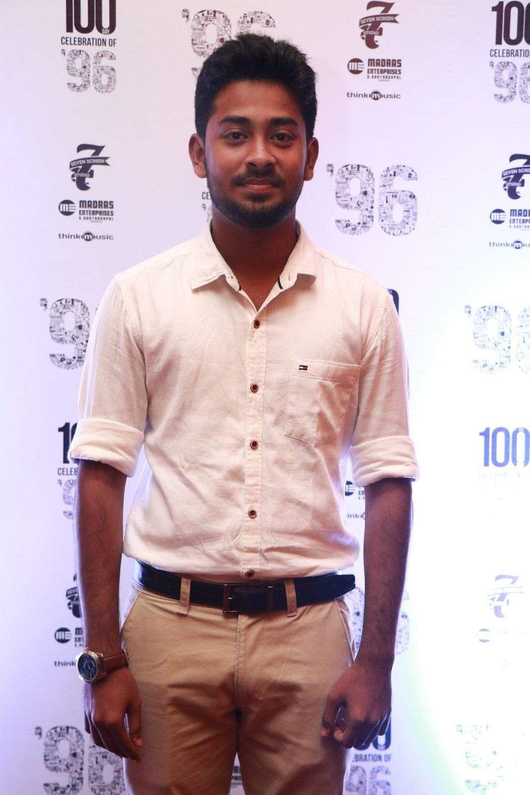 96 Success Meet Vijay Sethupathi Trisha Gauri Kishan 12