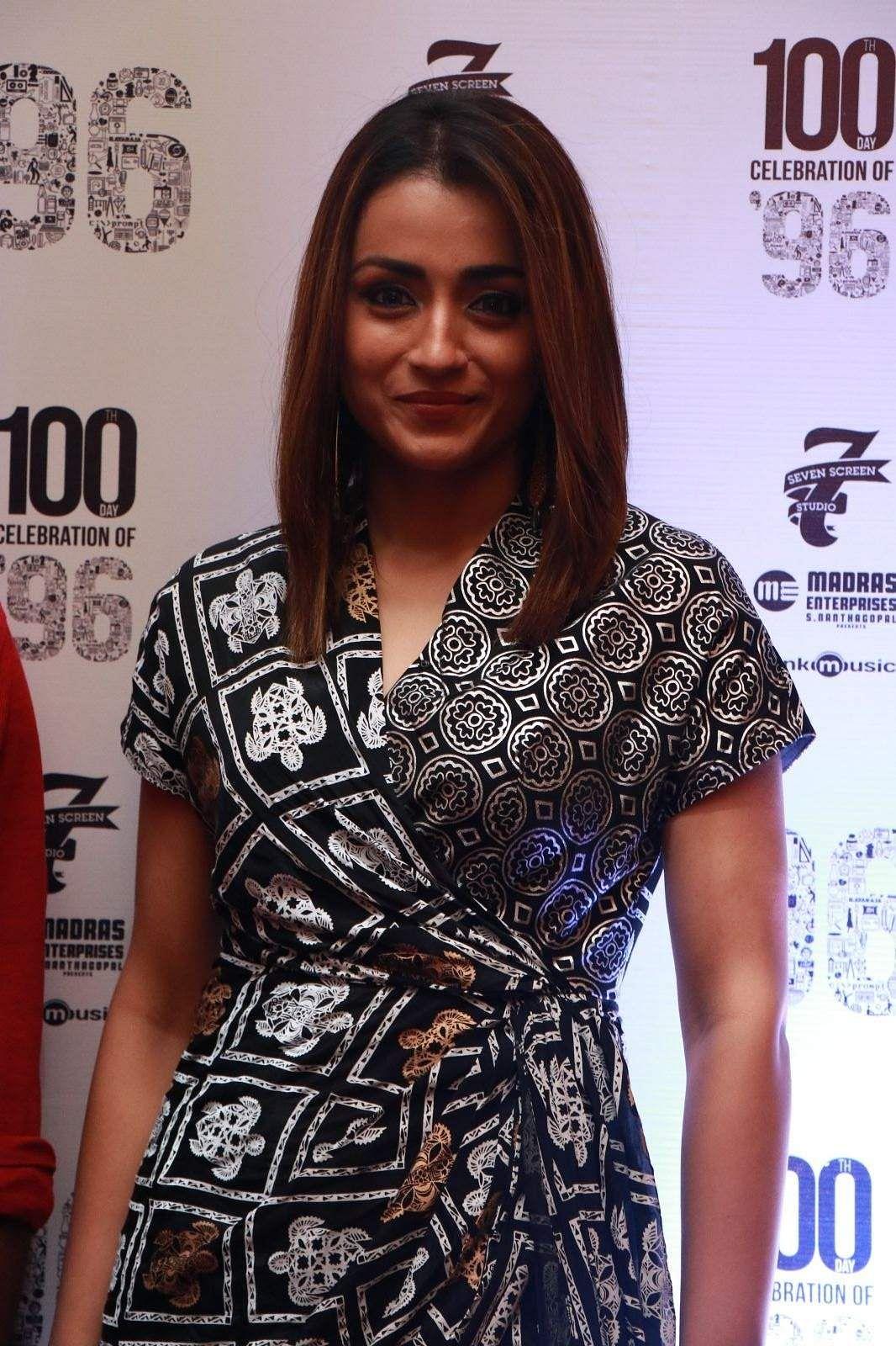 96 Success Meet Vijay Sethupathi Trisha Gauri Kishan 17