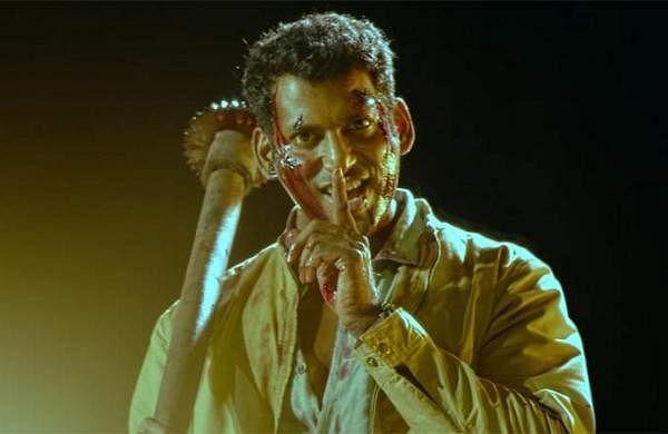 Ayogya-Teaser-Vishal-Raashi-Khanna