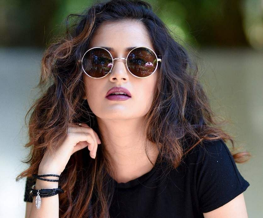 Ashika Ranganath Avatar Purusha