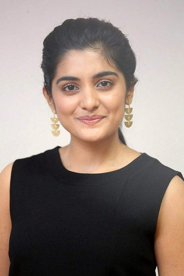 Nivetha Thomas at the 118 pre-release event