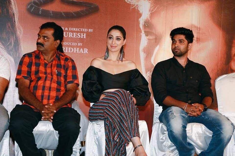Raai Laxmi in Neeya 2 press meet