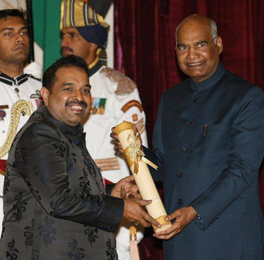 Shankar Padma Shri