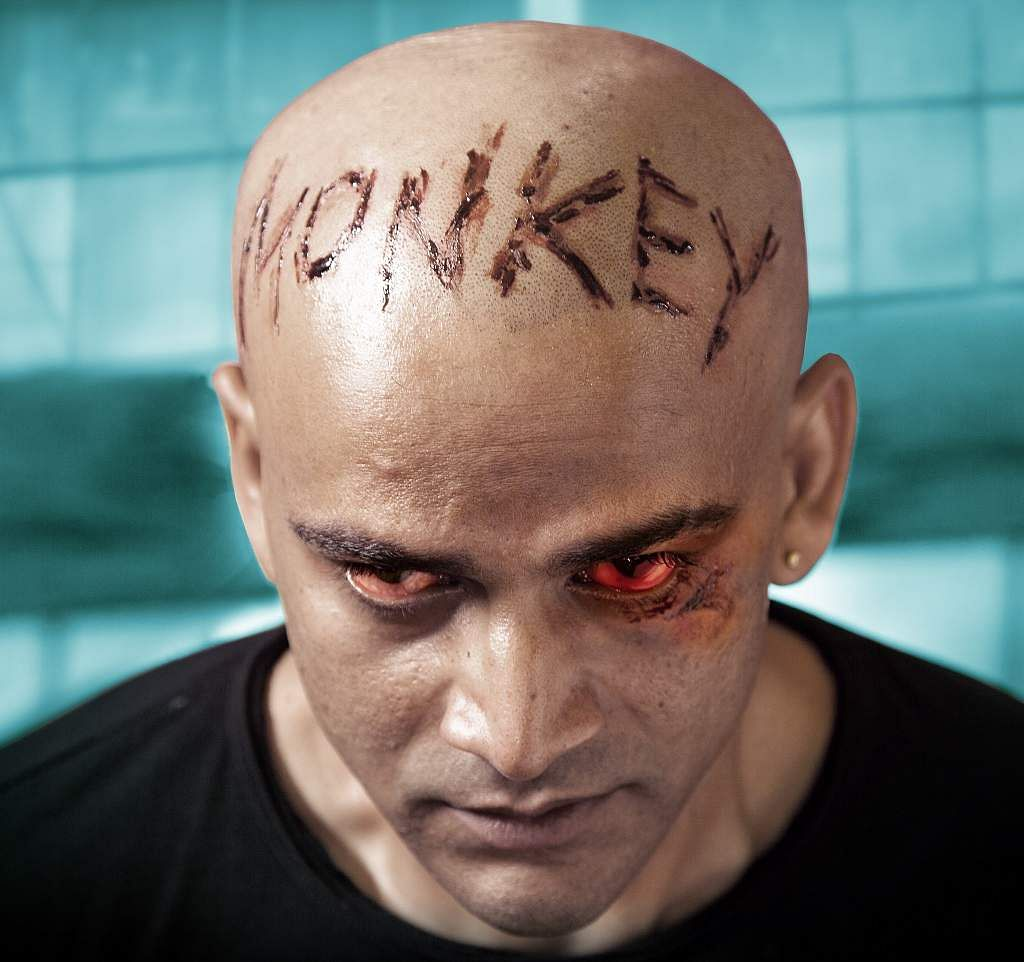 Suri Popcorn Monkey Tiger Dhananjay