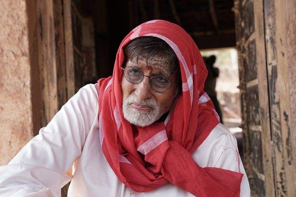 Amitabh Bachchan's Tamil debut