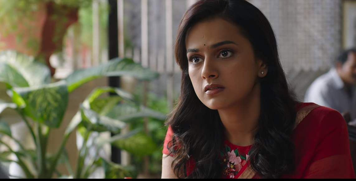 I was initially scared to play a mom in Jersey: Shraddha Srinath- Cinema  express