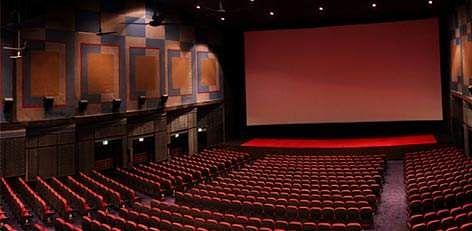 Theatres closed
