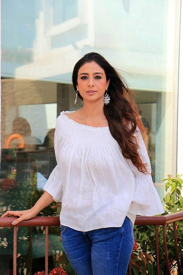 Tabu clicked during the promotions of De De Pyaar De
