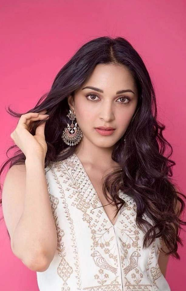 Kiara Advani, clicked at the trailer launch event of Kabir Singh