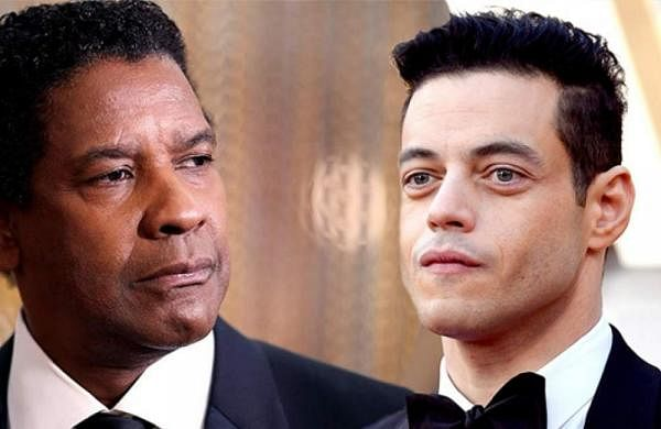 Rami Malek Denzel Washington Little Things