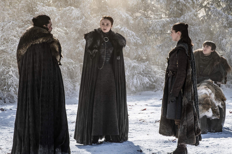 Jon-Snow-Sansa-Stark-Arya-Bran-Stark