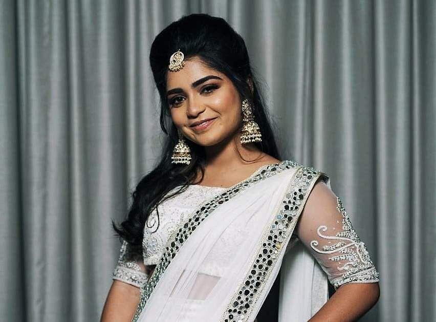 Gouri Kishan starts shooting for 96 Telugu remake- Cinema express