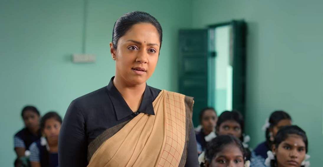 Raatchasi Trailer Breakdown Jyotika Jyothika