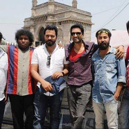 Santhanam-Yogi Babu starrer titled Dagalti?- Cinema express