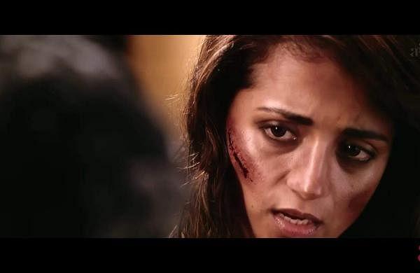 New stills from Trisha's Paramadham Vilaiyattu trailer