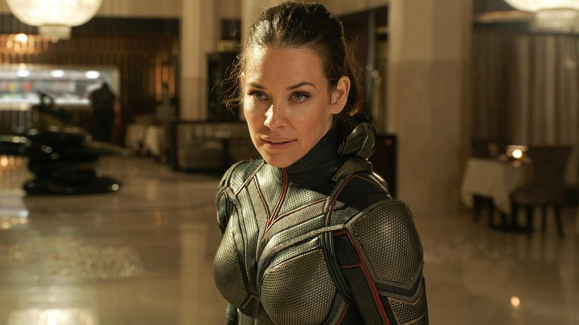 Evangeline Lilly Happy Life