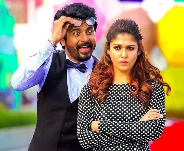 Mr Local stills. starring Sivakarthikeyan and Nayanthara