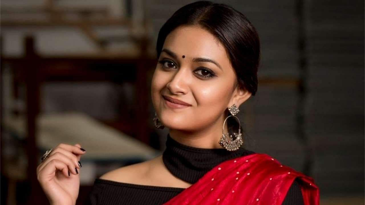 Keerthy Suresh jets off to Spain for her next Telugu project