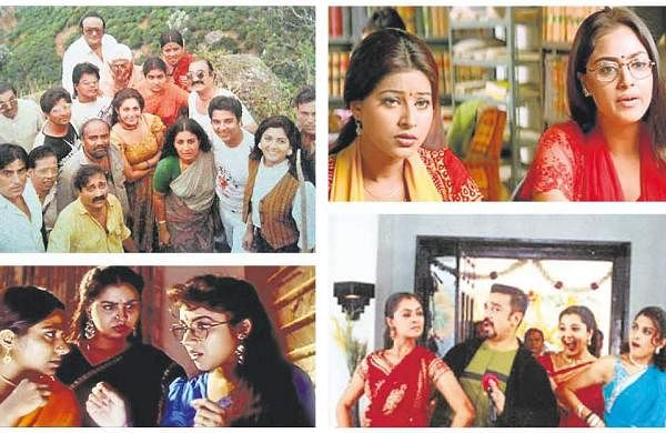 Crazy Mohan's women