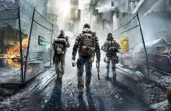 The Division Netflix