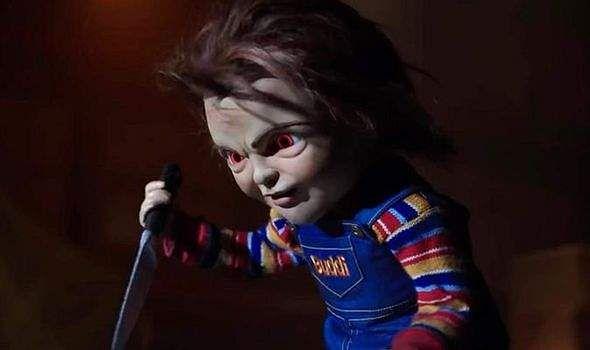 Child's Play Chucky Mark Hamill