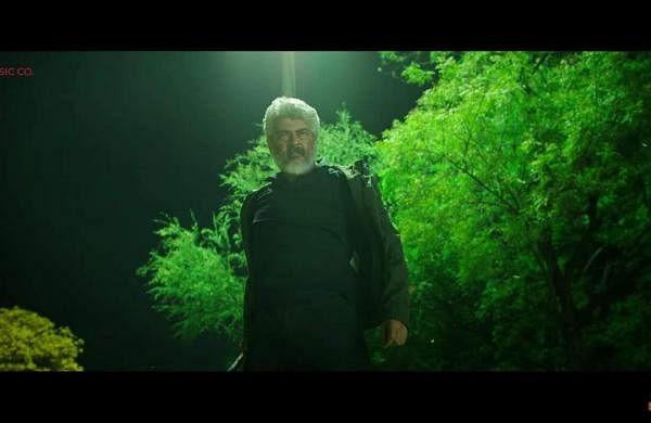 Thala Ajith's Nerkonda Paarvai Trailer