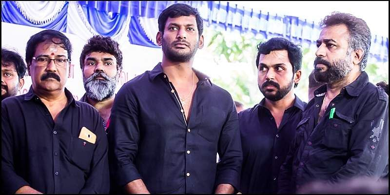 Image result for nadigar sangam elections